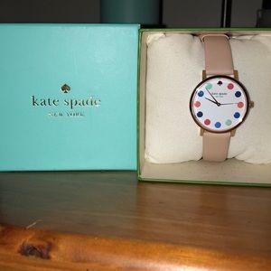 Kate Spade Watch Multi Dot